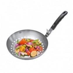 Wok de légumes avec poignée...